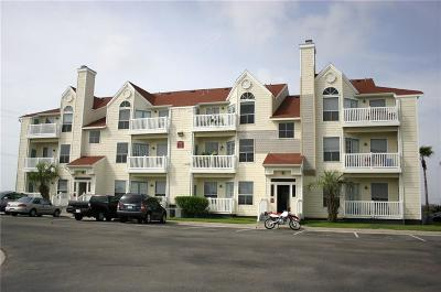 Corpus Christi Condo/Townhouse For Sale: 14721 Whitecap Blvd #232