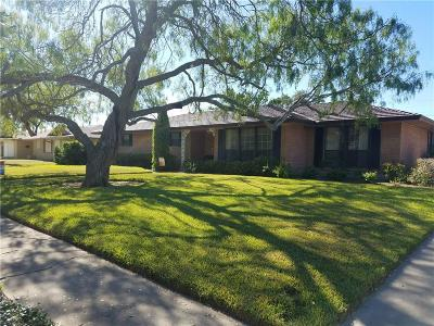 Corpus Christi Single Family Home For Sale: 5017 Cape Romain Dr
