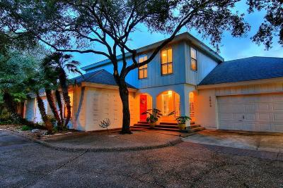 Corpus Christi Single Family Home For Sale: 5825 Ocean Dr