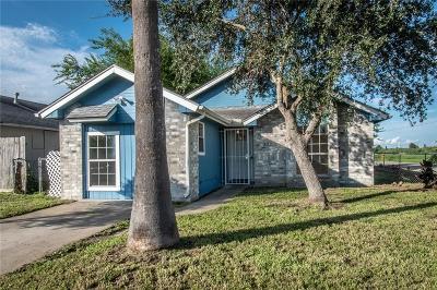 Corpus Christi Single Family Home For Sale: 1346 Calle San Lucas