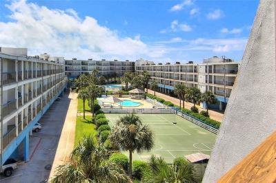 Port Aransas Condo/Townhouse For Sale: 5973 Hwy 361 #314
