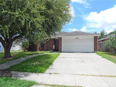 Single Family Home For Sale: 2814 Victoria Park Dr
