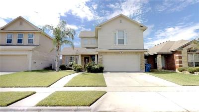 Single Family Home For Sale: 7213 Brown Dr