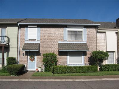 Corpus Christi Condo/Townhouse For Sale: 12 Rock Creek Dr