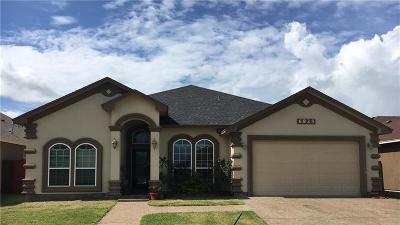 Corpus Christi Single Family Home For Sale: 6825 Princess Jean