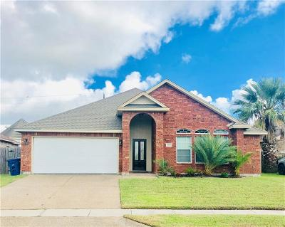 Corpus Christi Single Family Home For Sale: 6518 Lens Dr