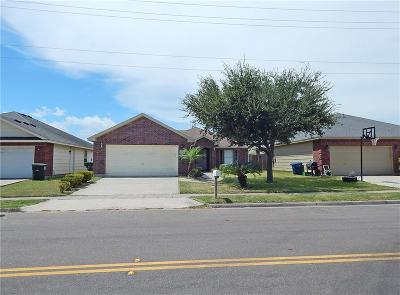 Corpus Christi Single Family Home For Sale: 2918 White Bird Dr