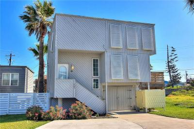 Port Aransas TX Single Family Home For Sale: $425,000