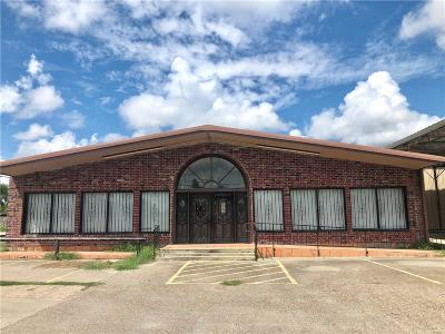 Robstown Commercial For Sale: 611 Lincoln Ave
