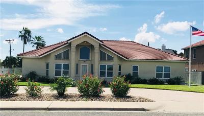 Corpus Christi TX Single Family Home For Sale: $749,900
