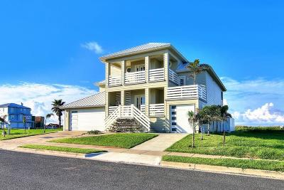 Port Aransas TX Single Family Home For Sale: $1,111,500
