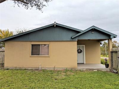 Robstown Single Family Home For Sale: 4526 Winchester