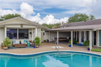 Corpus Christi Single Family Home For Sale: 5125 Cape Romain Dr