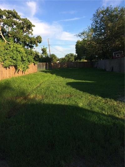 Corpus Christi TX Residential Lots & Land For Sale: $9,800