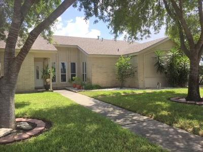 Kingsville Single Family Home For Sale: 1201 Palm Ave