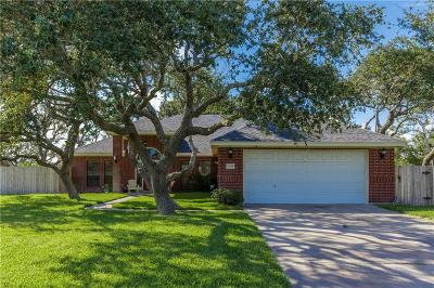 Aransas Pass Single Family Home For Sale: 2214 N McCampbell St