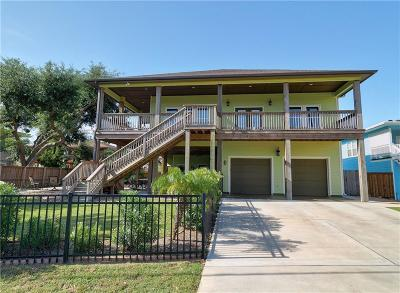Port Aransas TX Single Family Home For Sale: $799,000