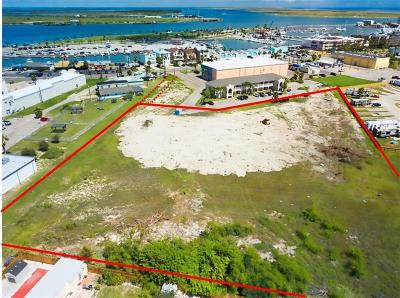 Port Aransas Single Family Home For Sale: 347 Cotter Ave #Lot 3A