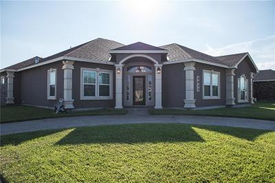 Corpus Christi Single Family Home For Sale: 6833 King David