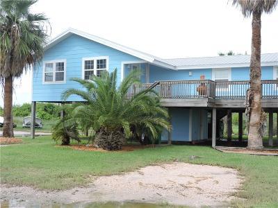 Aransas Pass Single Family Home For Sale: 334 N Railroad St