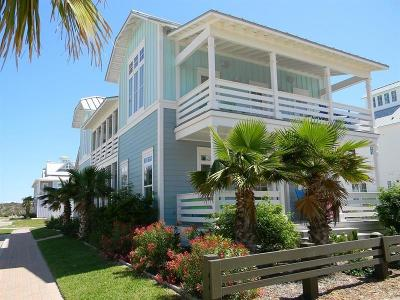 Port Aransas TX Single Family Home For Sale: $995,000