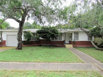 Corpus Christi TX Single Family Home For Sale: $128,888
