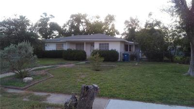 Ingleside Single Family Home For Sale: 2531 Arkansas St
