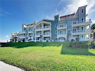 Port Aransas Condo/Townhouse For Sale: 200 Piper Blvd #C-2