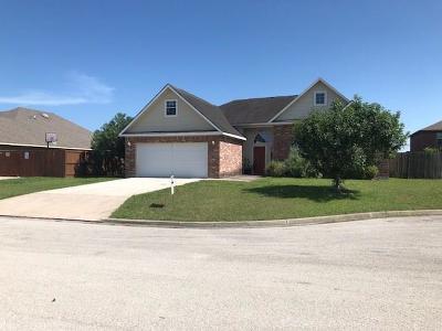 Kingsville Single Family Home For Sale: 1701 Margaret