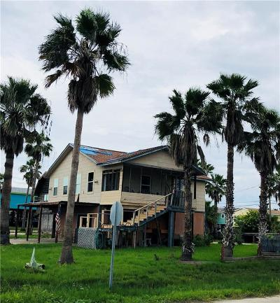 Port Aransas TX Single Family Home For Sale: $299,999