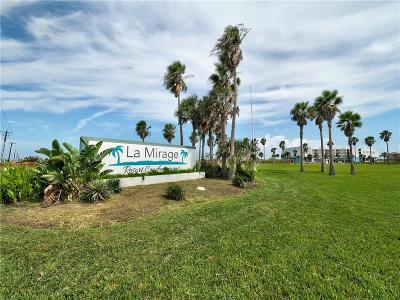 Port Aransas Condo/Townhouse For Sale: 5973 Hwy 361 - Park Road 53 320