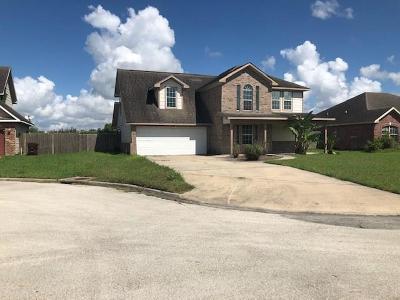 Kingsville Single Family Home For Sale: 2204 Alice