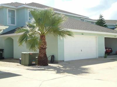 Condo/Townhouse For Sale: 14861 S Padre Island Dr #106