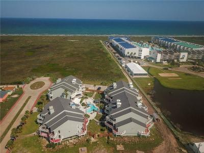 Port Aransas Condo/Townhouse For Sale: 6275 State Highway 361 #216