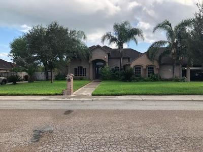 Kingsville Single Family Home For Sale: 703 Arroyo Dr