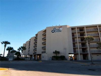 Port Aransas Condo/Townhouse For Sale: 800 Sandcastle Dr #110