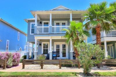 Port Aransas TX Single Family Home For Sale: $765,000