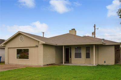 Single Family Home For Sale: 3722 Sunnyville Dr