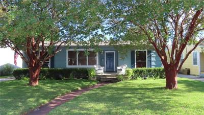 Corpus Christi TX Single Family Home For Sale: $209,900