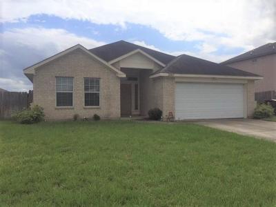 Kingsville Single Family Home For Sale: 2007 Margaret