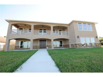 Corpus Christi Single Family Home For Sale: 3001 Ocean Dr
