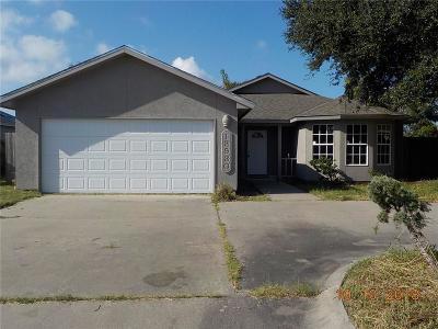 Corpus Christi TX Single Family Home For Sale: $184,900