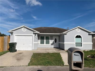 Corpus Christi TX Single Family Home For Sale: $149,900