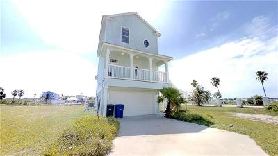 Port Aransas TX Condo/Townhouse For Sale: $425,000