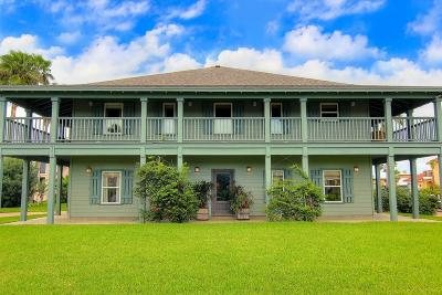 Port Aransas TX Single Family Home For Sale: $1,695,000