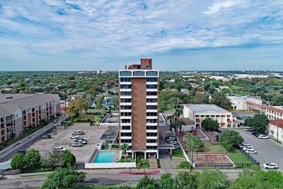 Corpus Christi Condo/Townhouse For Sale: 715 S Upper Broadway #1401