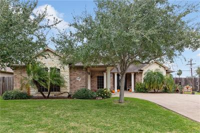 Robstown Single Family Home For Sale: 3706 Perfection Lake Ave