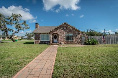 Aransas Pass Single Family Home For Sale: 444 W Wheeler Ave
