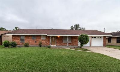 Corpus Christi TX Single Family Home For Sale: $127,500