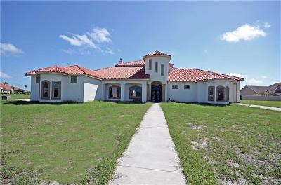 Corpus Christi TX Single Family Home For Sale: $849,900